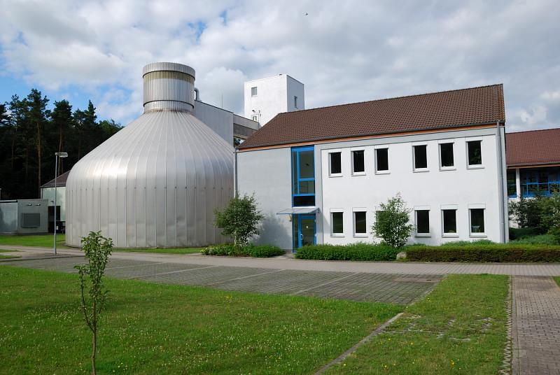 Faulturm 3 und Verwaltungsgebäude
